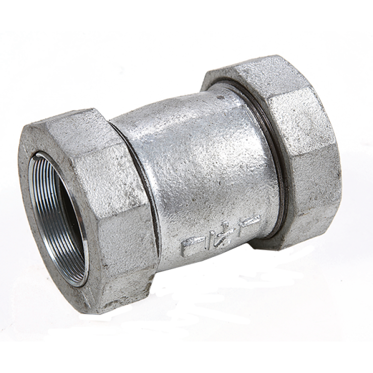Galvanised Long Couplings
